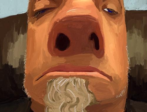 Selfie Series Digital #4