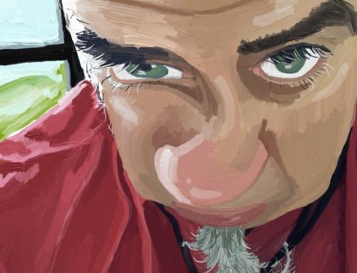 Selfie Series Digital #1